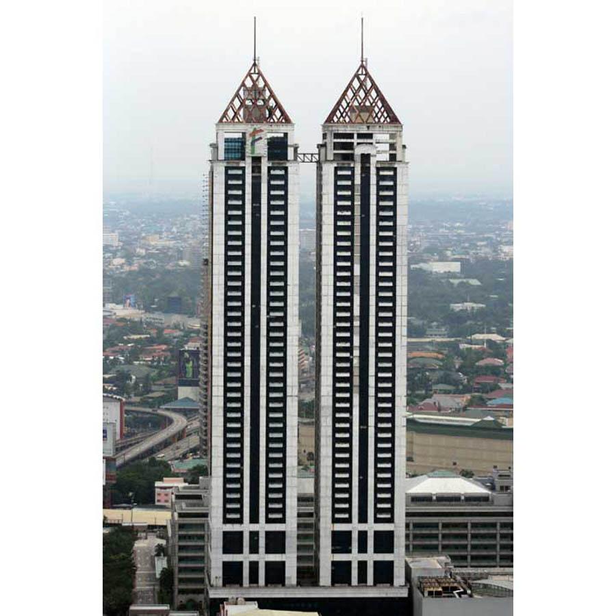 BSA Twin Towers