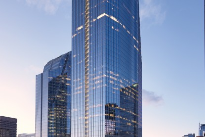 Eighth Avenue Place, East and West Towers