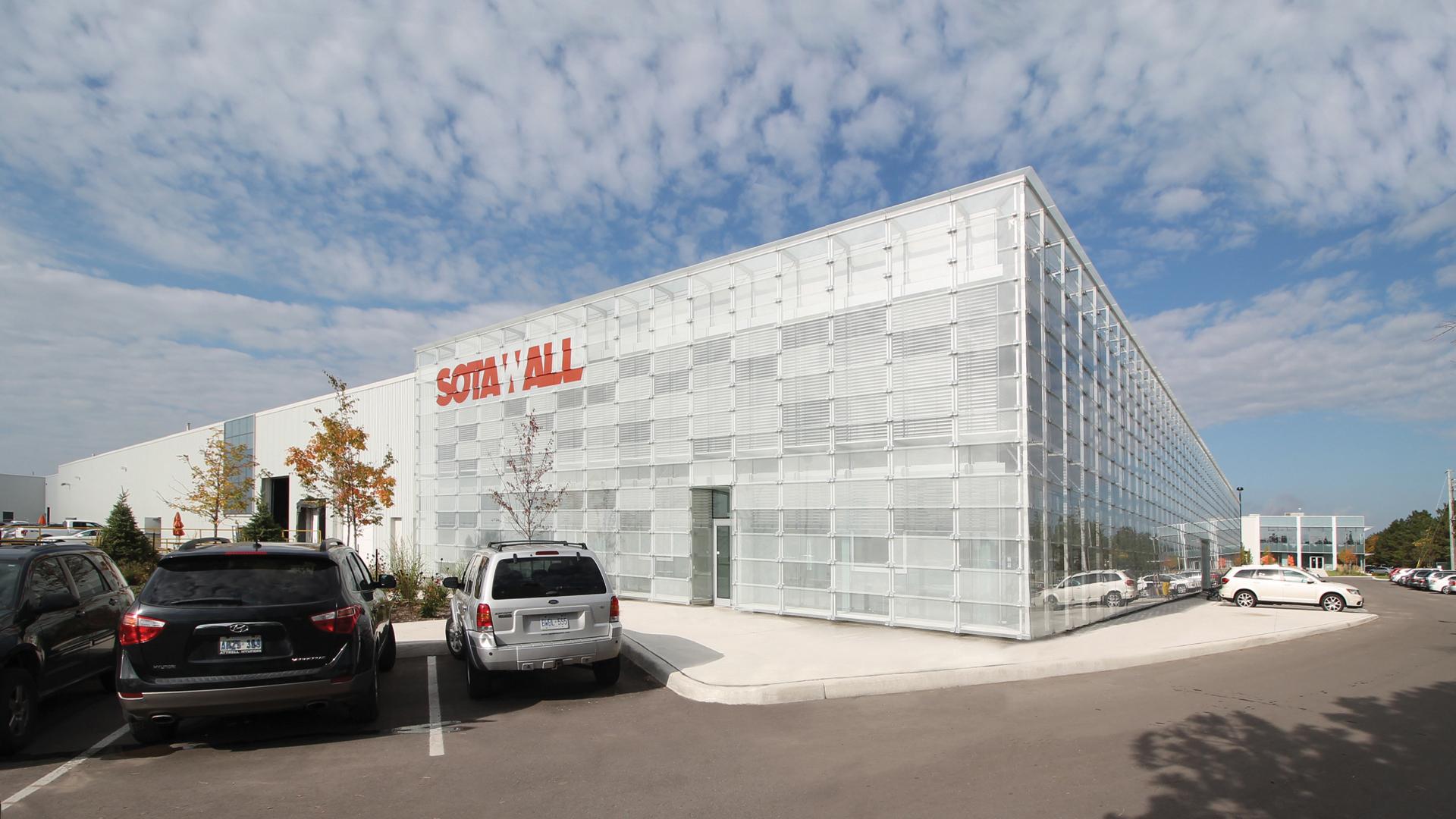 SOTAWALL Campus