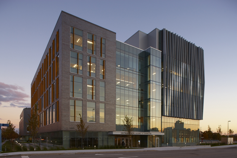 UTSC Environmental Science & Chemistry Building