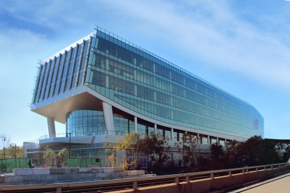 New Balance HQ – Boston Landing