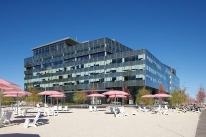Tedco-Corus Entertainment Building