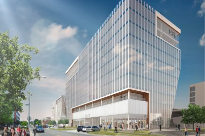Aksarben Village Zone 6 South – HDR, Inc. World Headquarters