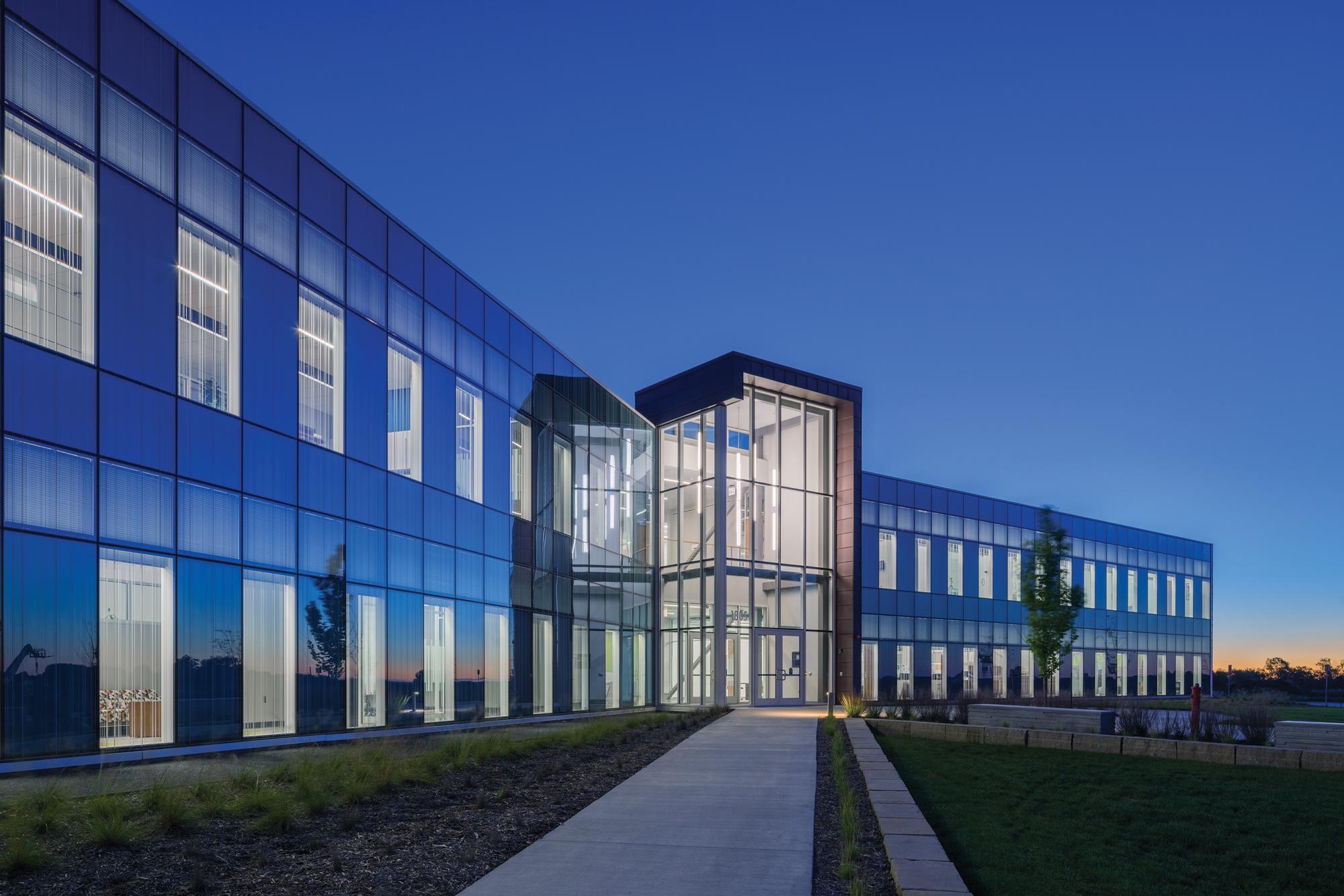 ISU Economic Development Core Facility
