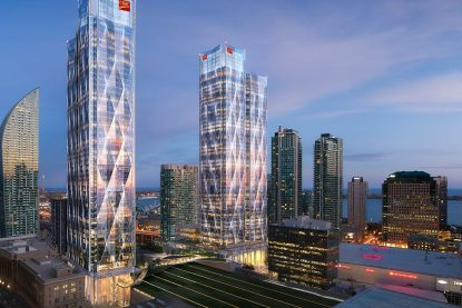 81 Bay Street Project Image