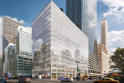 1100 Avenue Of The Americas Project Image