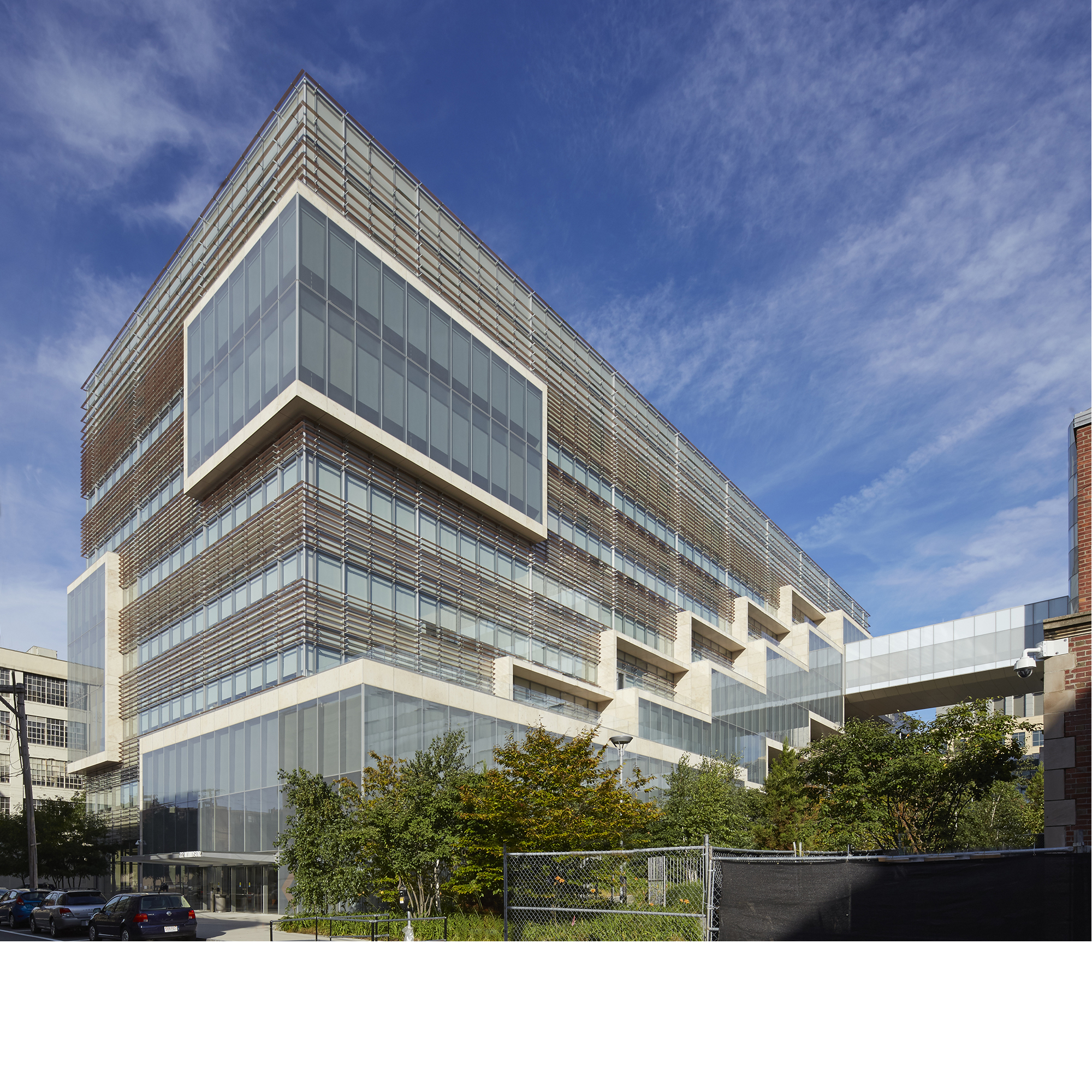 BOSTON RESEARCH LAB – Building 1 & 2