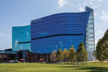 Children's Mercy Research Tower